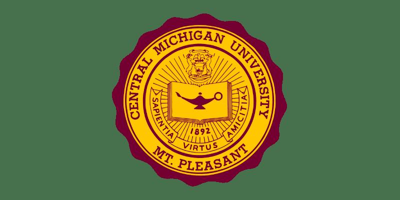 Central Michigan University Mt. Pleasant logo